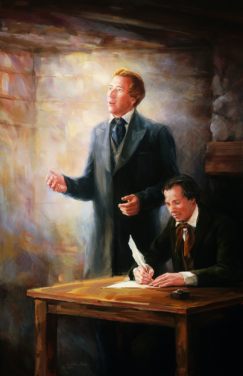 Revelation Given to Joseph Smith at the Organization of the Church.