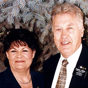 Elayne and Gary Sorensen