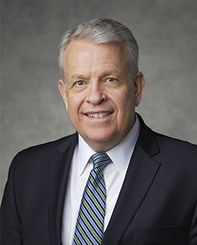 Elder Brent H. Nielson, a General Authority Seventy and executive director of the Missionary Department