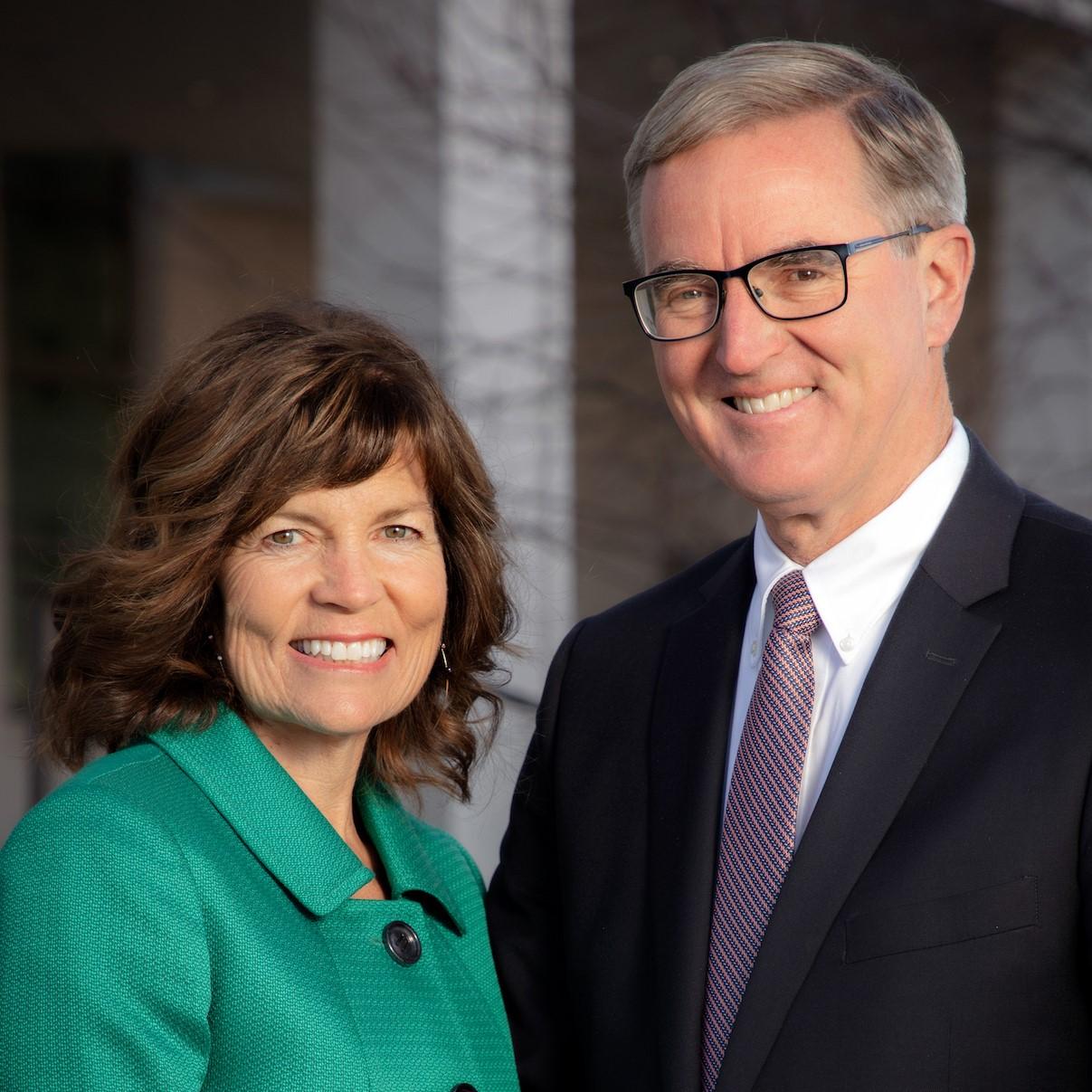 Jana Lee and G. Blake Wahlen