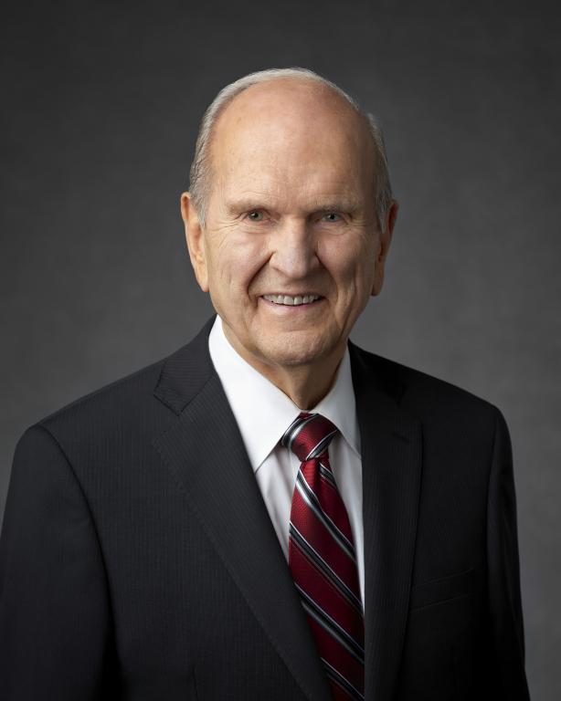 President Russell M. Nelson.