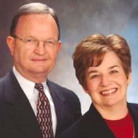 Ronald and Rita Evans
