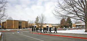 Plans have been announced to construct a new building at the Missionary Training Center in Provo.