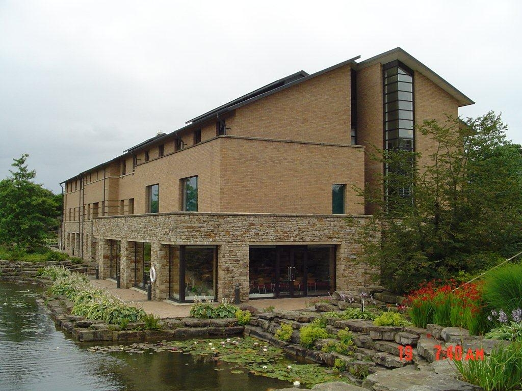 The England Missionary Training Center.