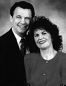 Bernard and Nancy Ann Packard