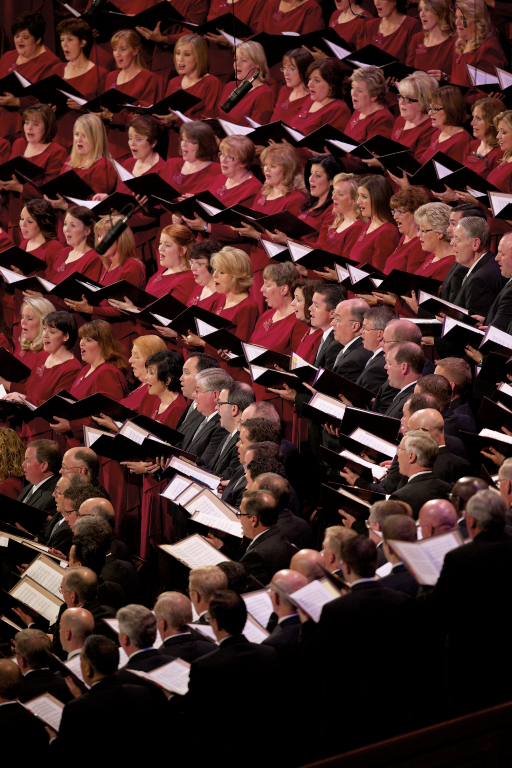 The Mormon Tabernacle Choir and Orchestra at Temple Square will perform a pair of Pioneer Day concerts on July 20 and July 21 in the Conference Center.