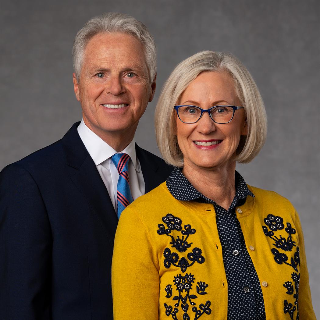 Paul M. and Sue Harman
