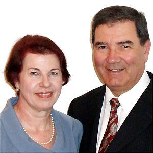 Elizabeth and Jairo Mazzagardi