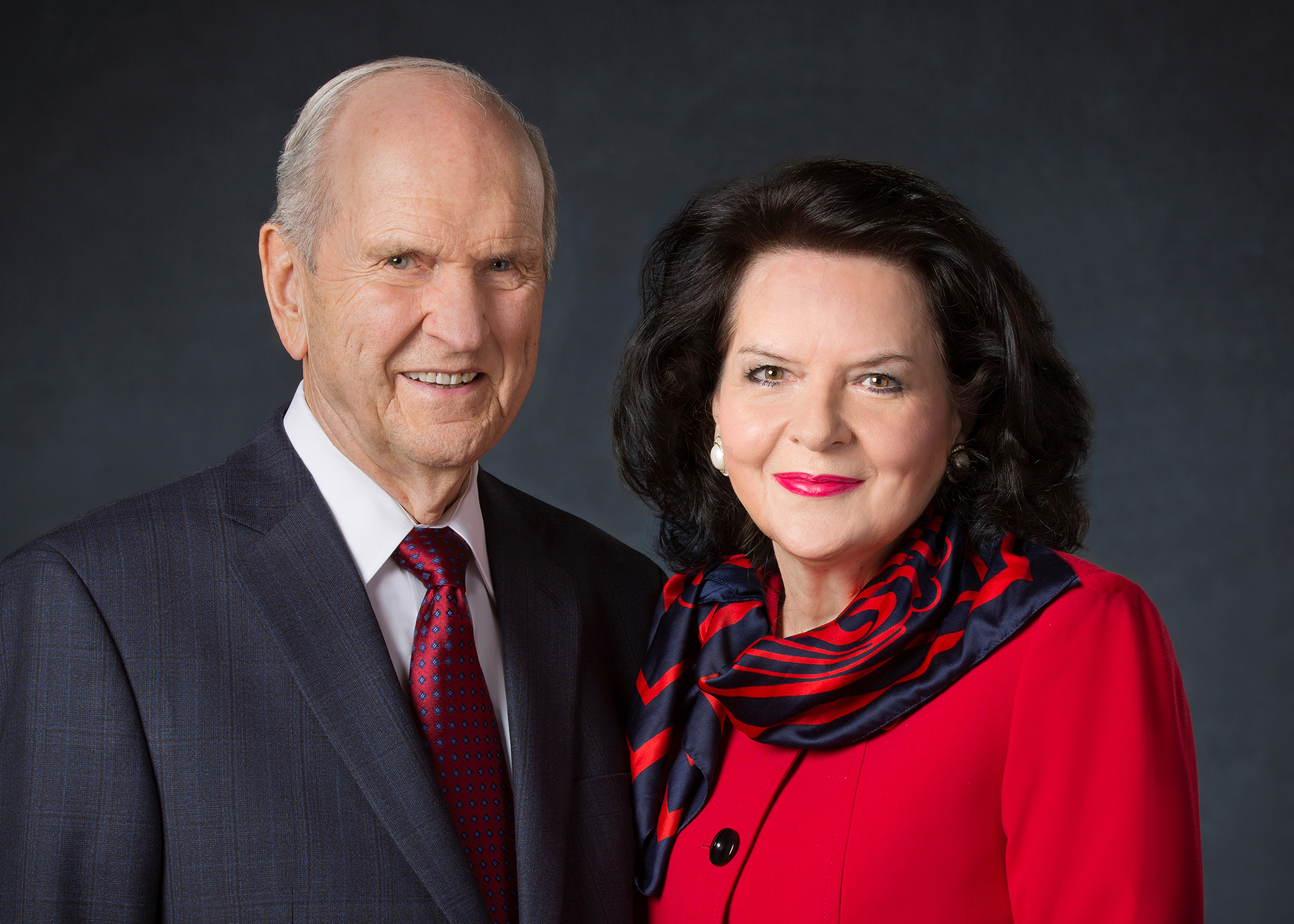 President Russell M. Nelson and Sister Wendy Nelson
