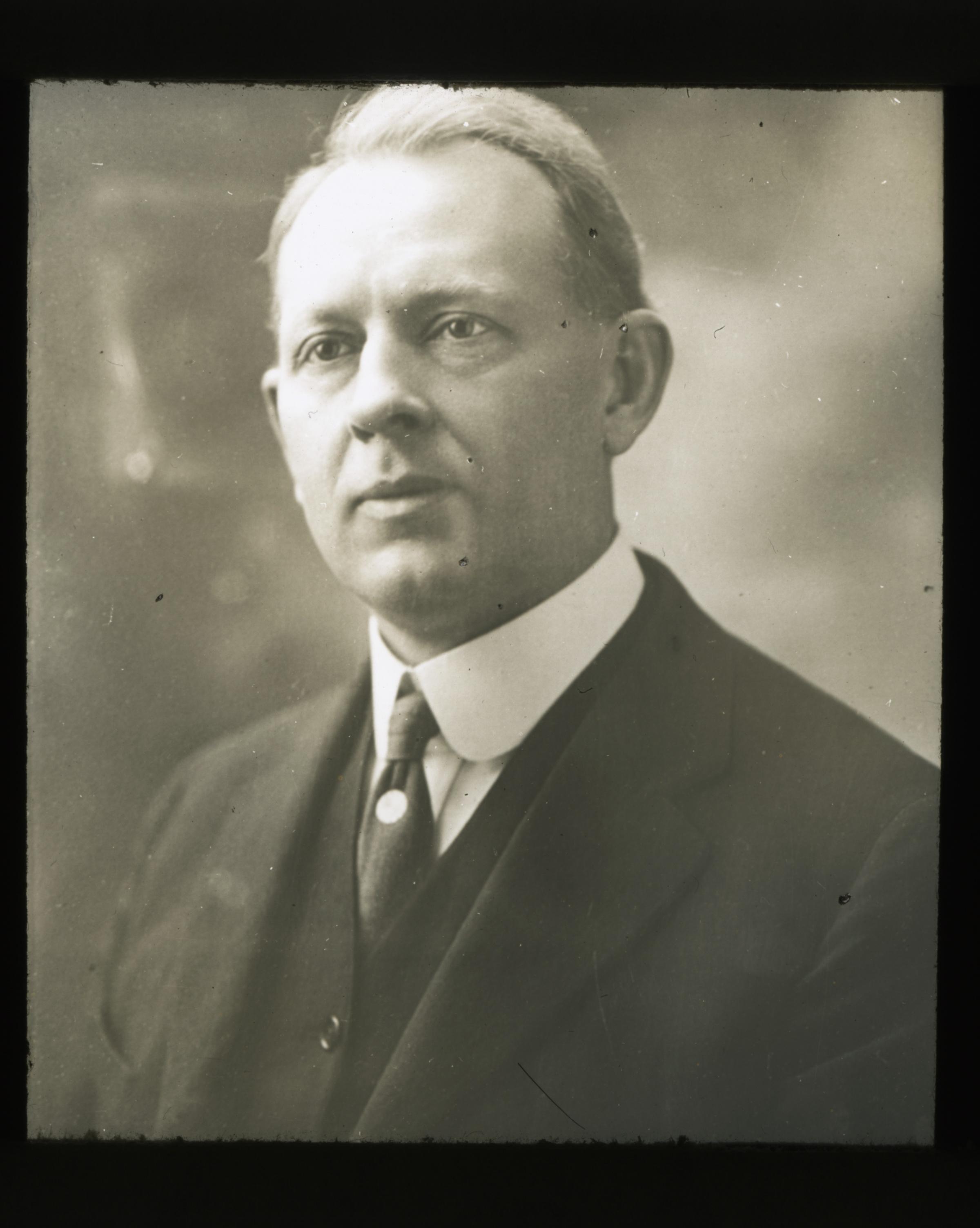 Joseph Fielding Smith in 1923.