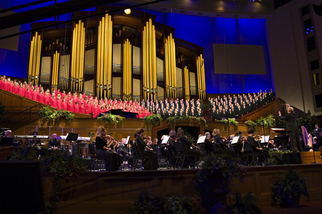 The Mormon Tabernacle Choir and Orchestra at Tabernacle Choir will continue their tradition of offering Pioneer Day holiday concerts with a pair of performances on July 20 and July 21.