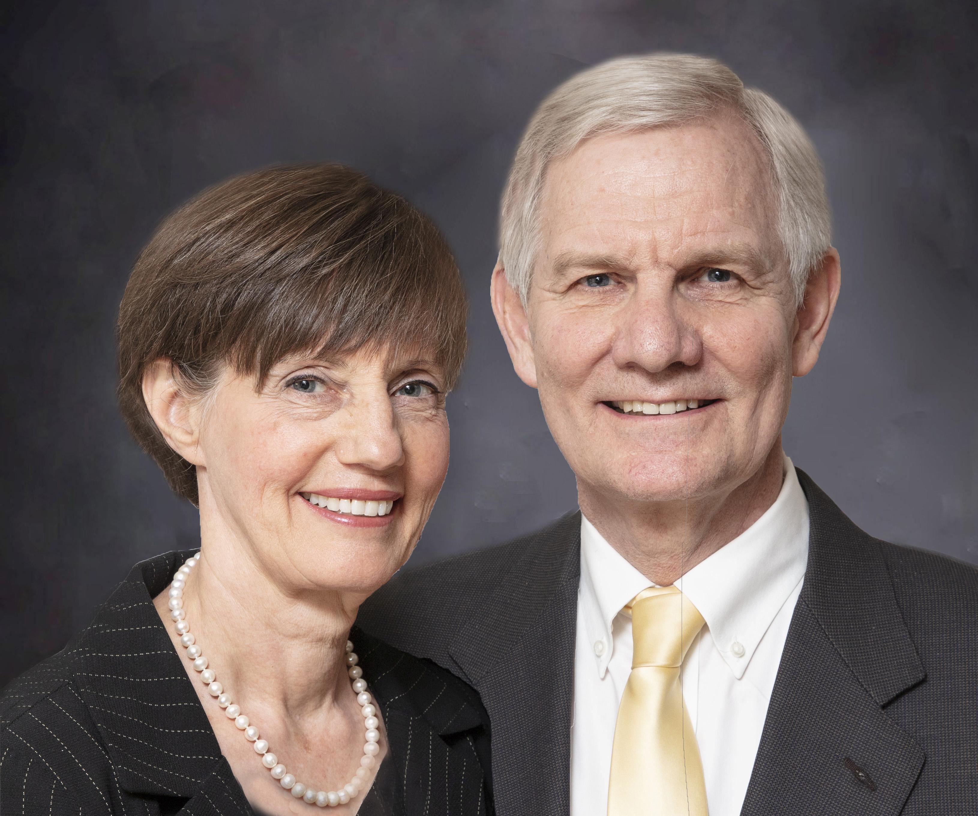 Patricia Ann Fabry and G. Kem Nixon