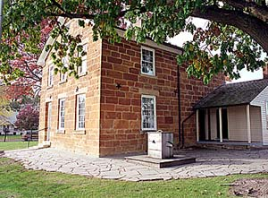 Here at Carthage Jail on June 27, 1844, Joseph was murdered by an armed mob. But more than century and a half later, the Church restored through him still thrives and is spreading throughout the world.