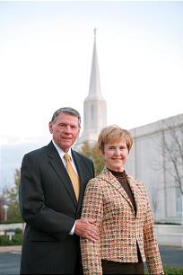G. Richard and Linda Oscarson, St. Louis, Mo.