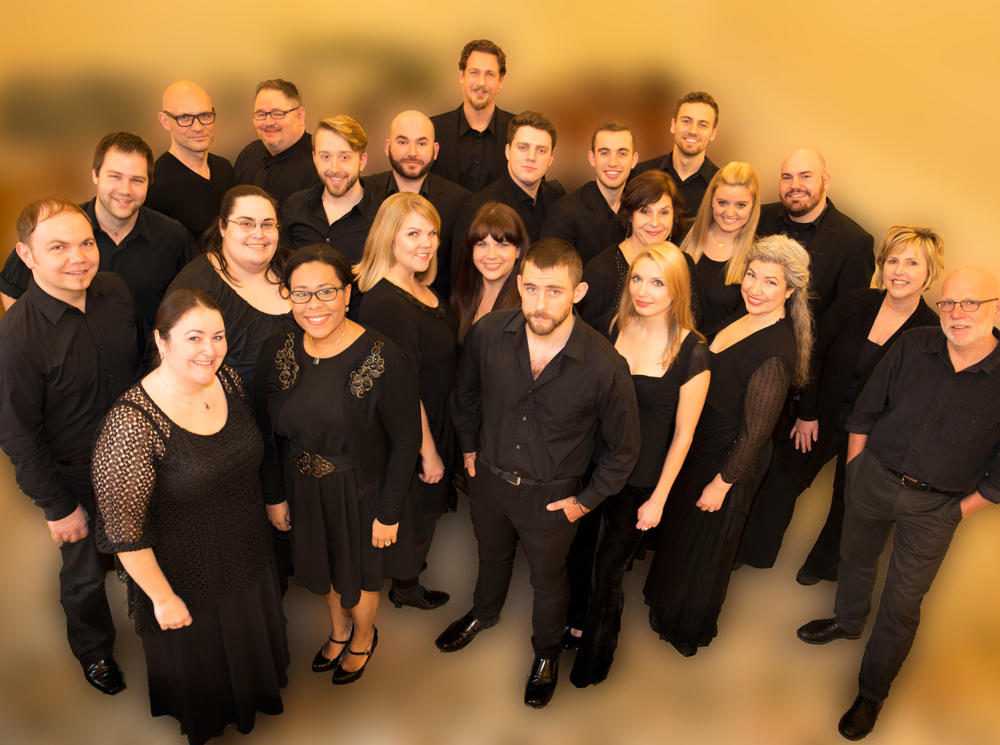 """The Crossing, a professional chamber choir, received a Grammy Award for the Best Choral Performance in 2019 for the piece """"Zealot Canticles: An oratorio for tolerance."""""""