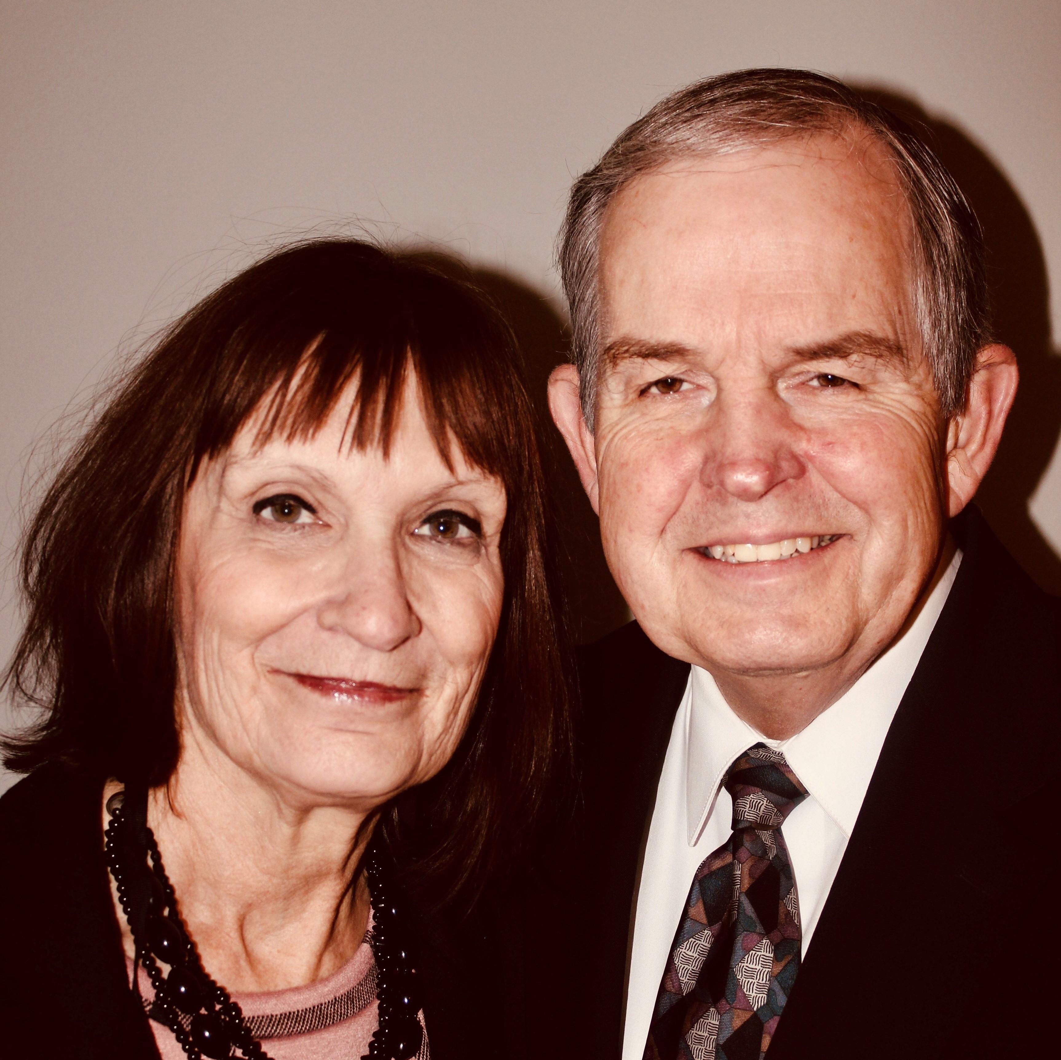 Lu Ann and John R. Falk