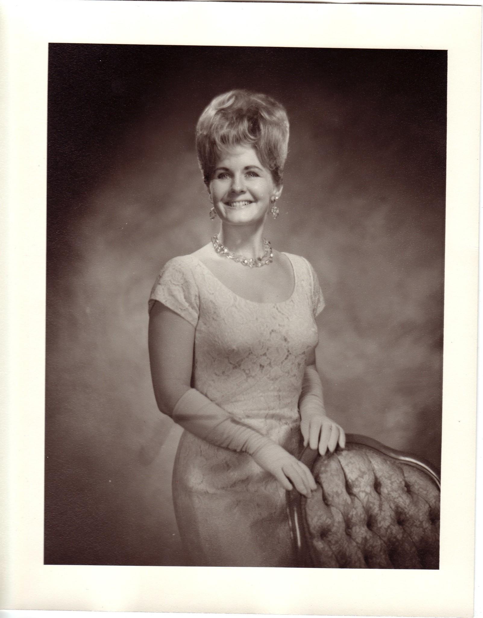 Sister Barbara Bowen Ballard, 1932-2018