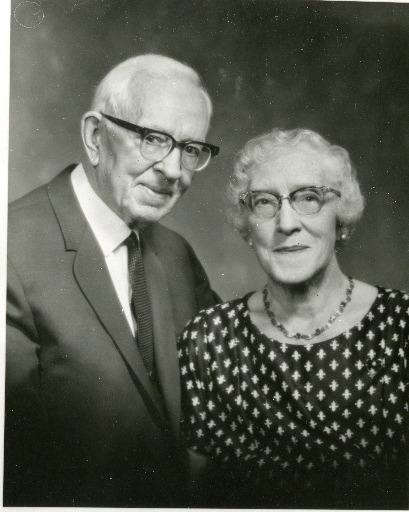 President Joseph Fielding Smith married three times. His first wife, Louie Emily Shurtliff , died in 1908; his second wife, Ethel Georgina Reynolds , died in 1938. His third wife, Jessie Evans Smith, shown in photo, died a year before President Smith passed away in 1972.