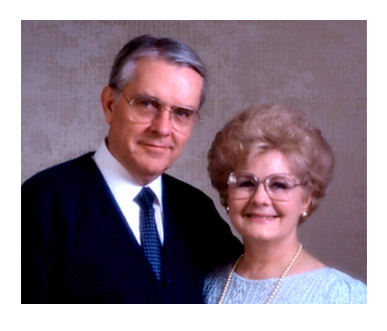"President M. Russell Ballard, currently the Acting President of the Quorum of the Twelve Apostles, treasures his marriage and family with his wife, Sister Barbara Bowen Ballard, with both shown in this undated photo together. ""I knew from the beginning that I wanted to marry her,"" he said."