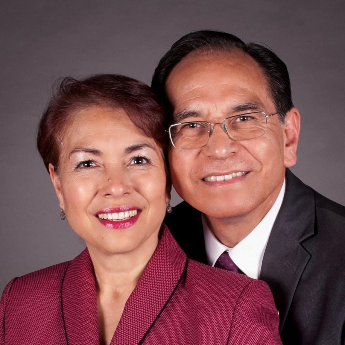 Angelina Ramon and Victor Esparza Villasana