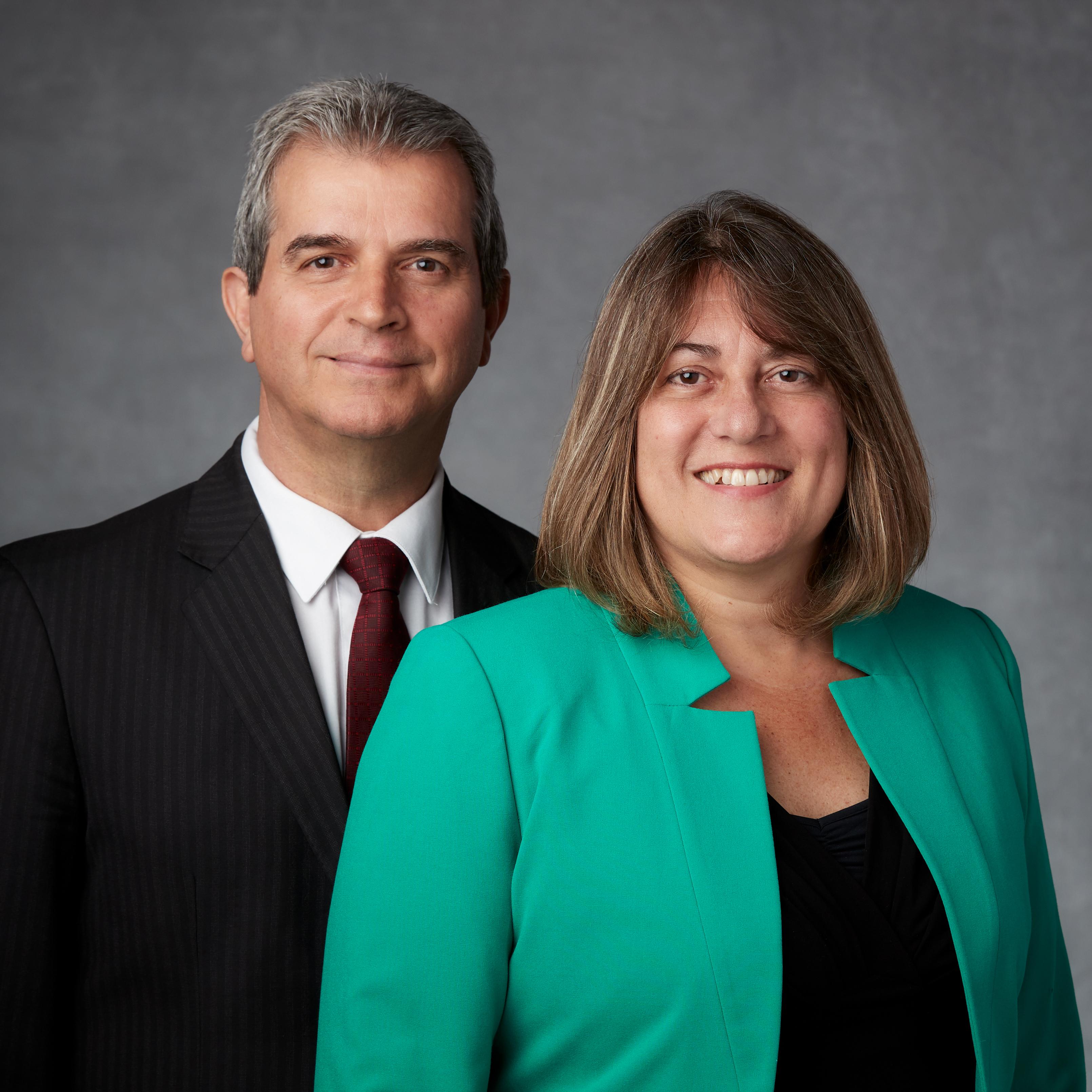 Claudia F. and Júlio C. Triumpho