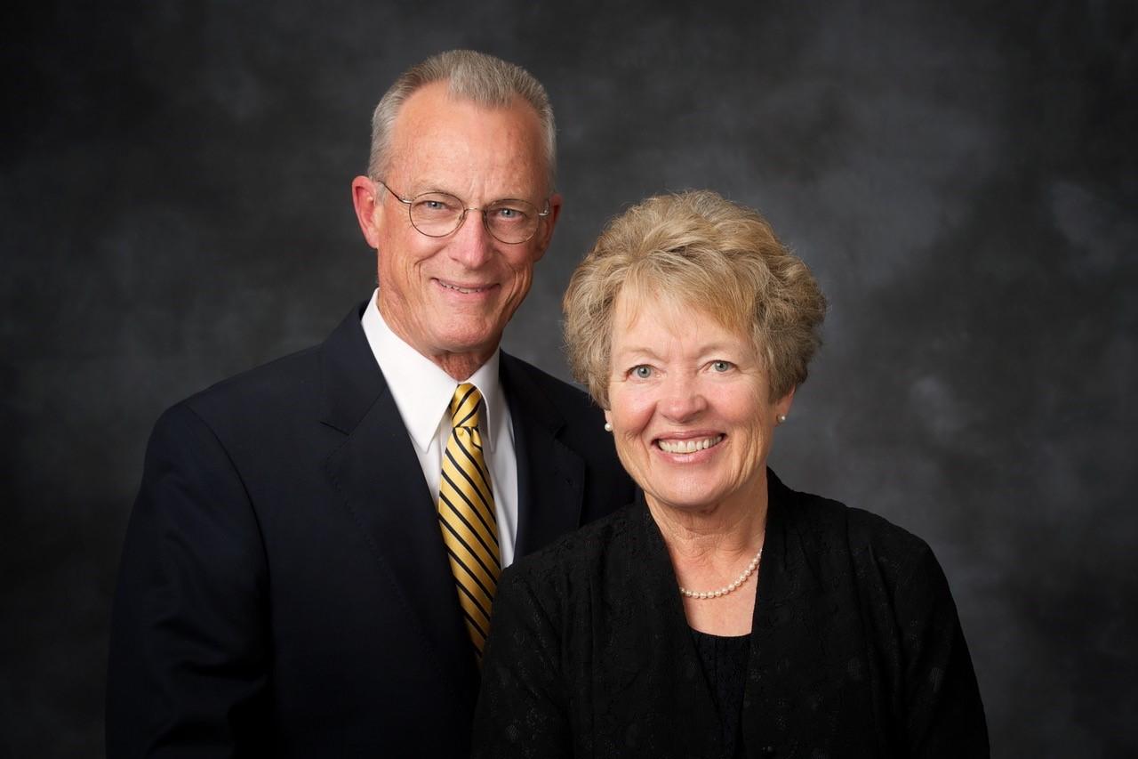 J. Phillip and Elizabeth O. Freestone