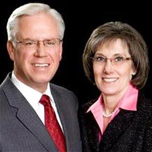 Robert F. and Rebecca H. Weed
