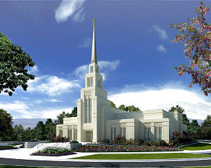 The Gila Valley Arizona Temple.