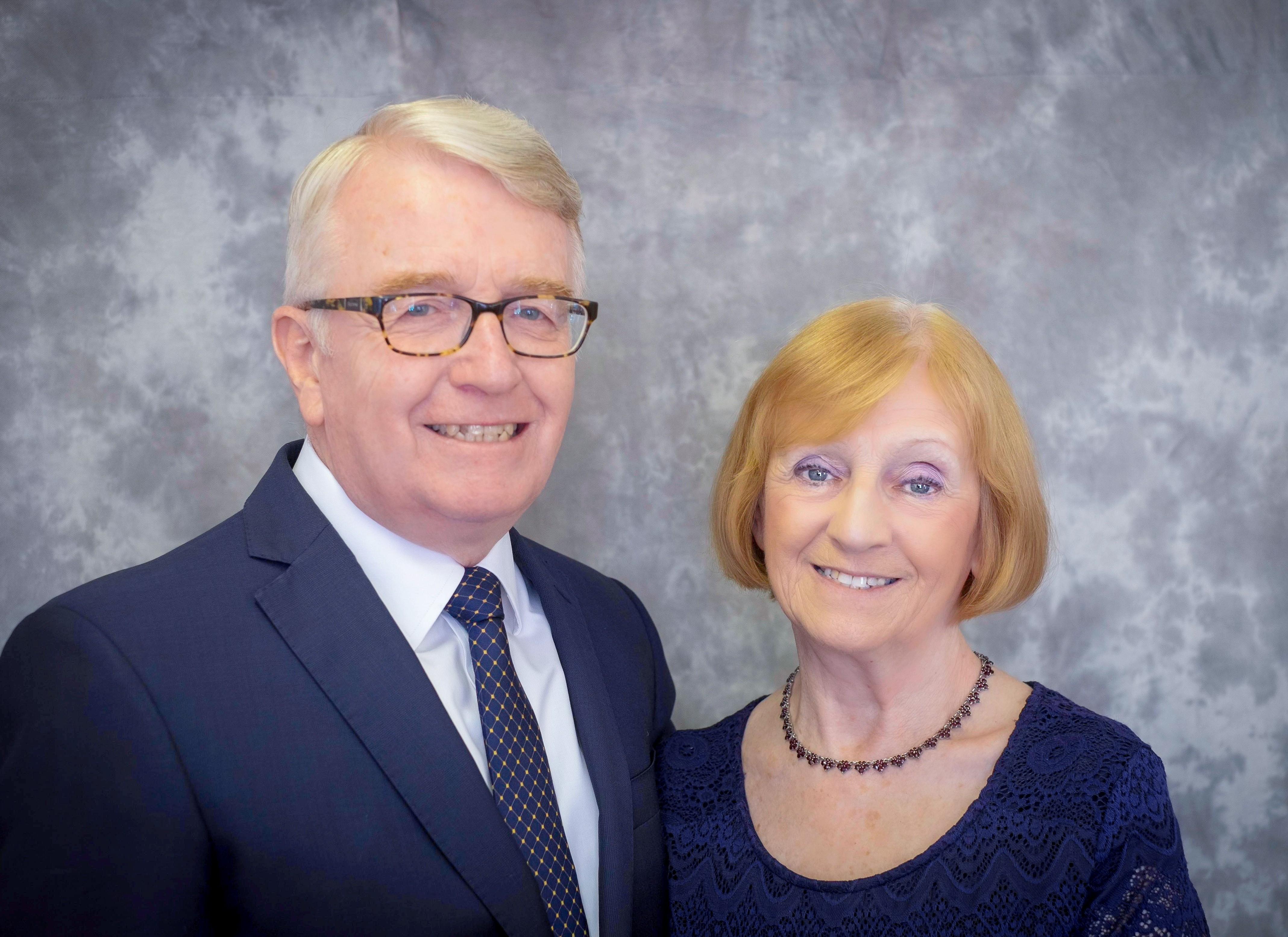 David R. and E. Lyn Irwin
