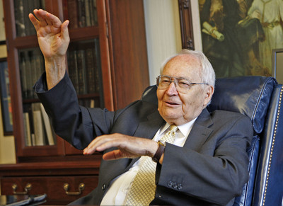 Elder L. Tom Perry of the Quorum of the Twelve recounts events of his years of Church service.