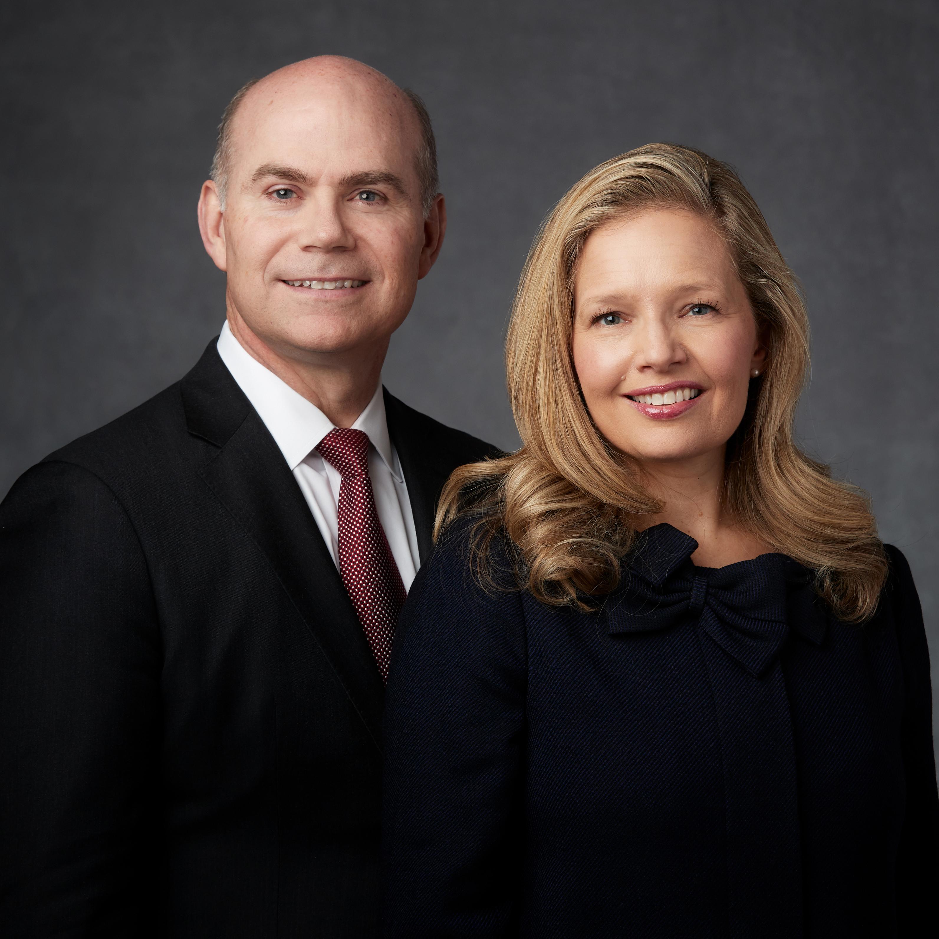 Alvin Frazier and Jennifer Edgin Meredith,