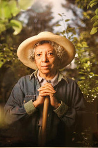 The portrait of Guatemalan member Ruth Lopez Anderson by photographer Mark J. Davis. Sister Lopez Anderson was among the first Church converts in Guatemala.