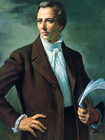 The Prophet Joseph Smith was in the middle of a presidential campaign when he was martyred on June 27, 1844.
