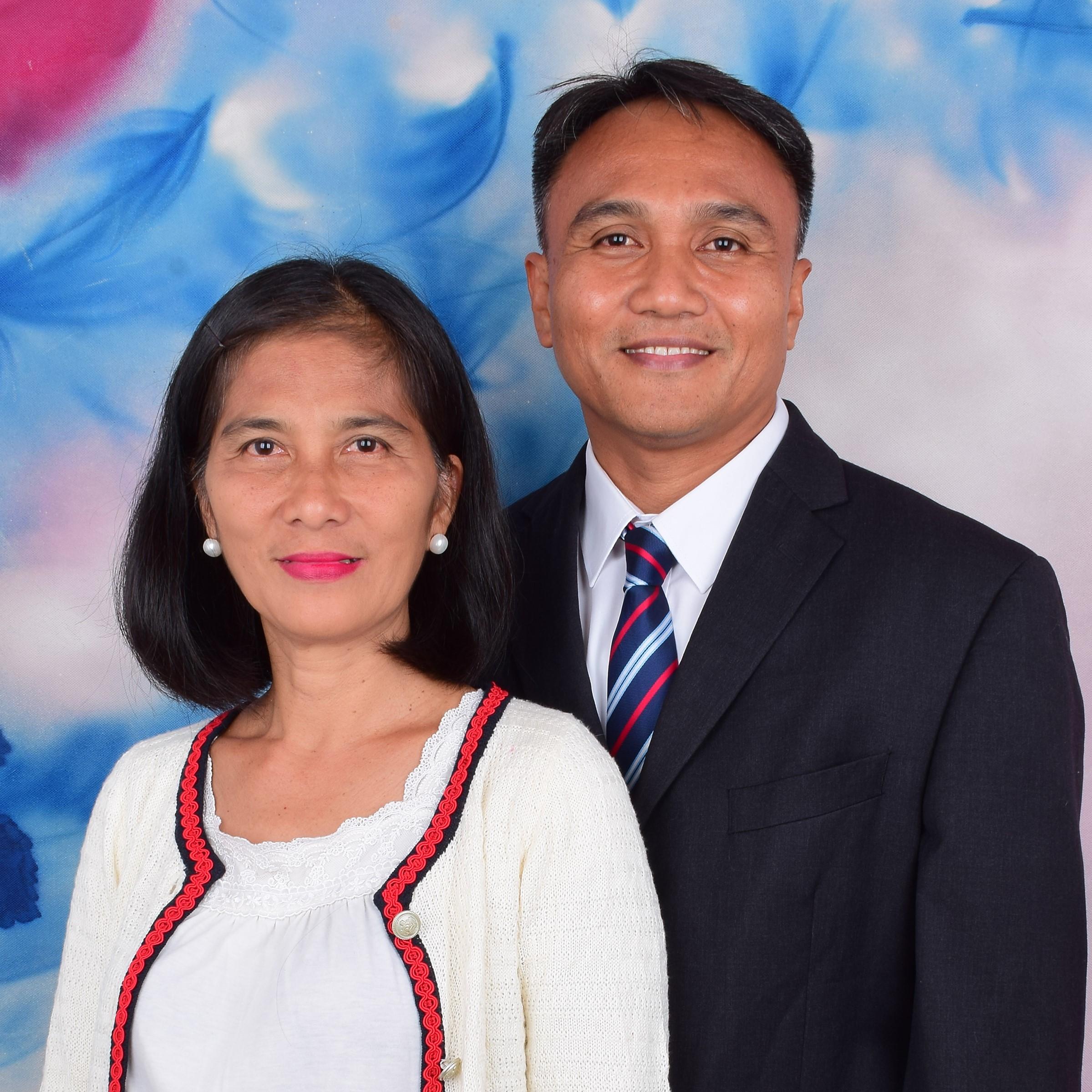 Michelle P. and Darwin S. Cauilan