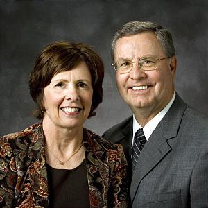 Pamela and Robert Watkins