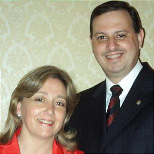 claudia and Sergio E. Avila