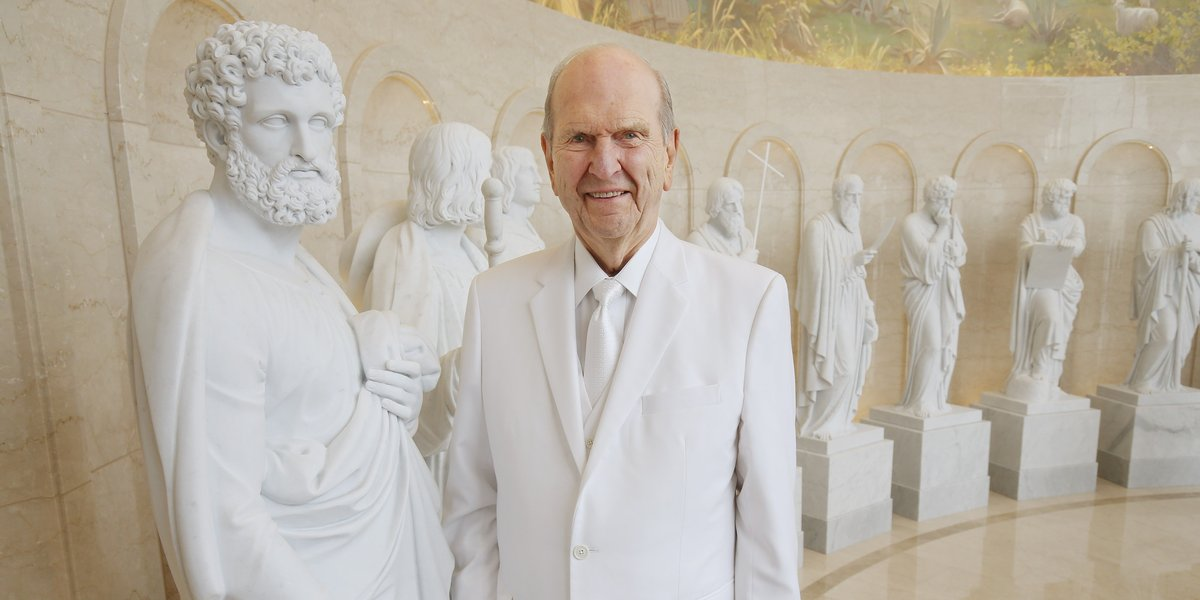President Nelson became the prophet 2 years ago. What has happened since then?