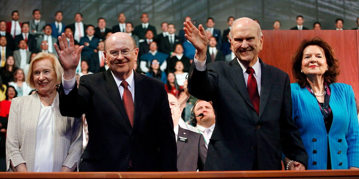 President Nelson and the Apostles: Sharing the workload of a worldwide Church