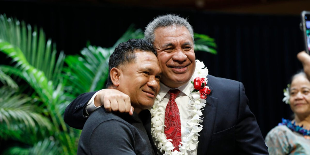 Elder Vai Sikahema announces new BYU-Hawaii scholarships, details the importance of education
