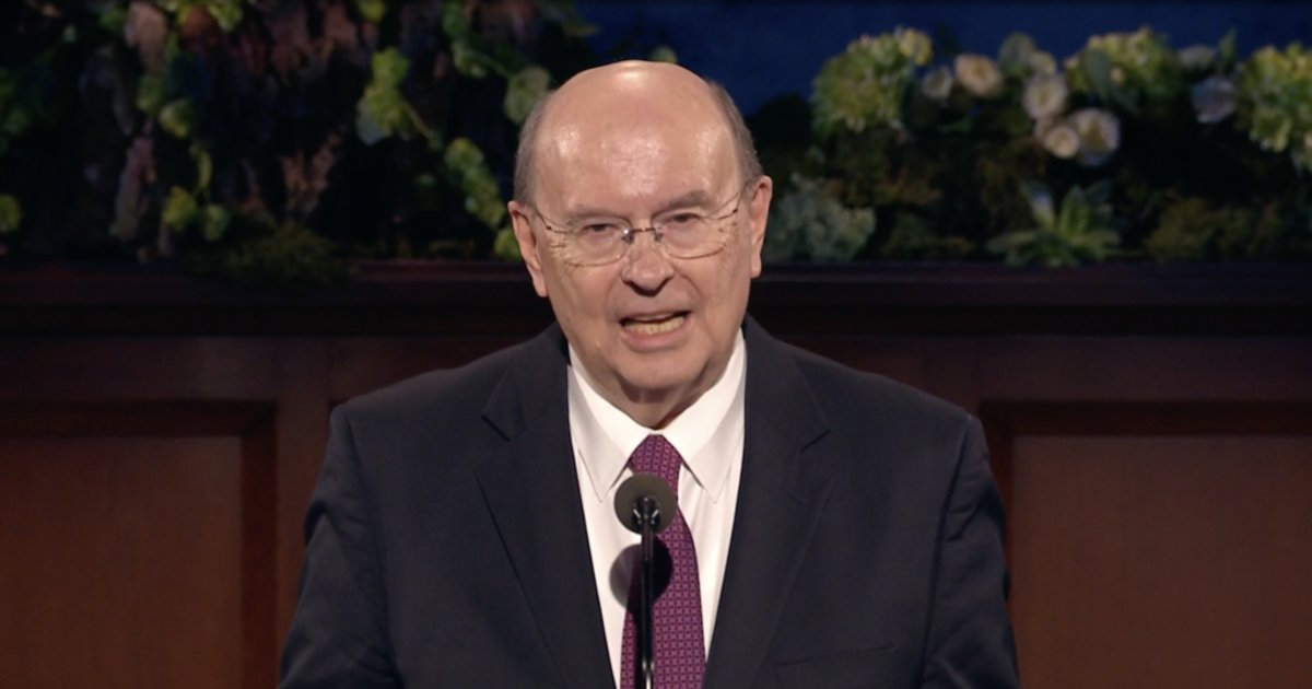 Elder Quentin L. Cook: 'The Blessing of Continuing Revelation to Prophets and Personal Revelation to Guide Our Lives'