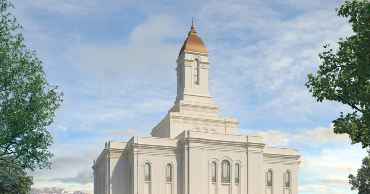 Renderings released for Tooele Valley, Washington County Utah temples and Moses Lake Washington Temple