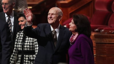 General Conference Archives - Church News