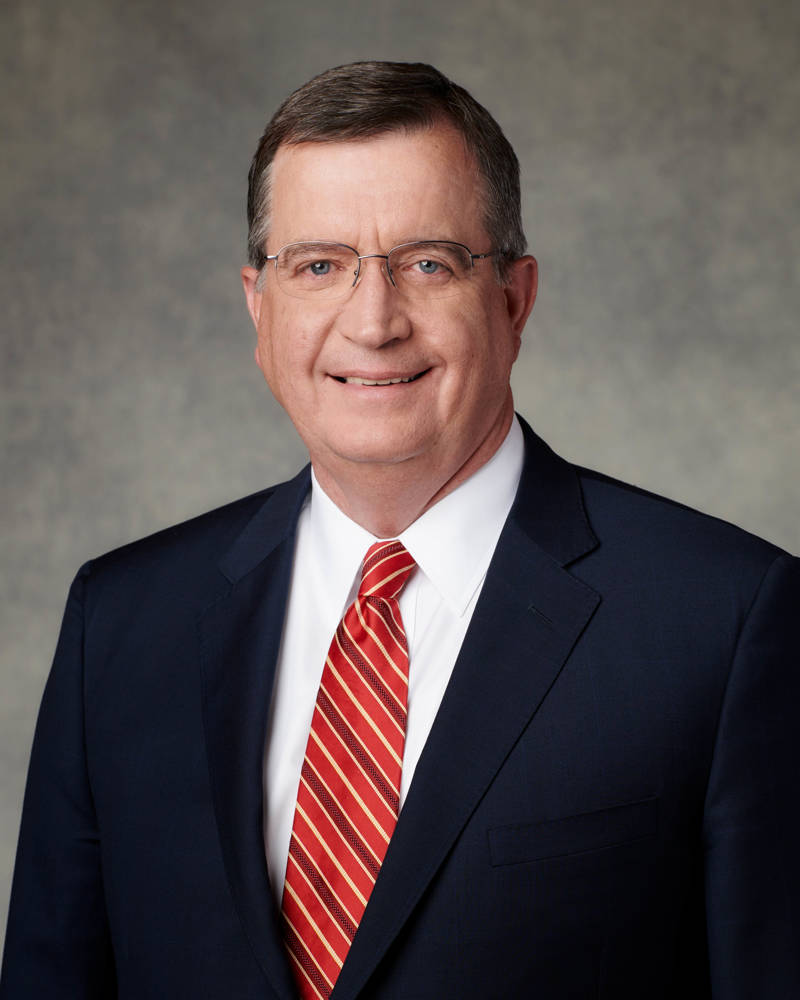 Brother Mark L. Pace, Sunday School general president.