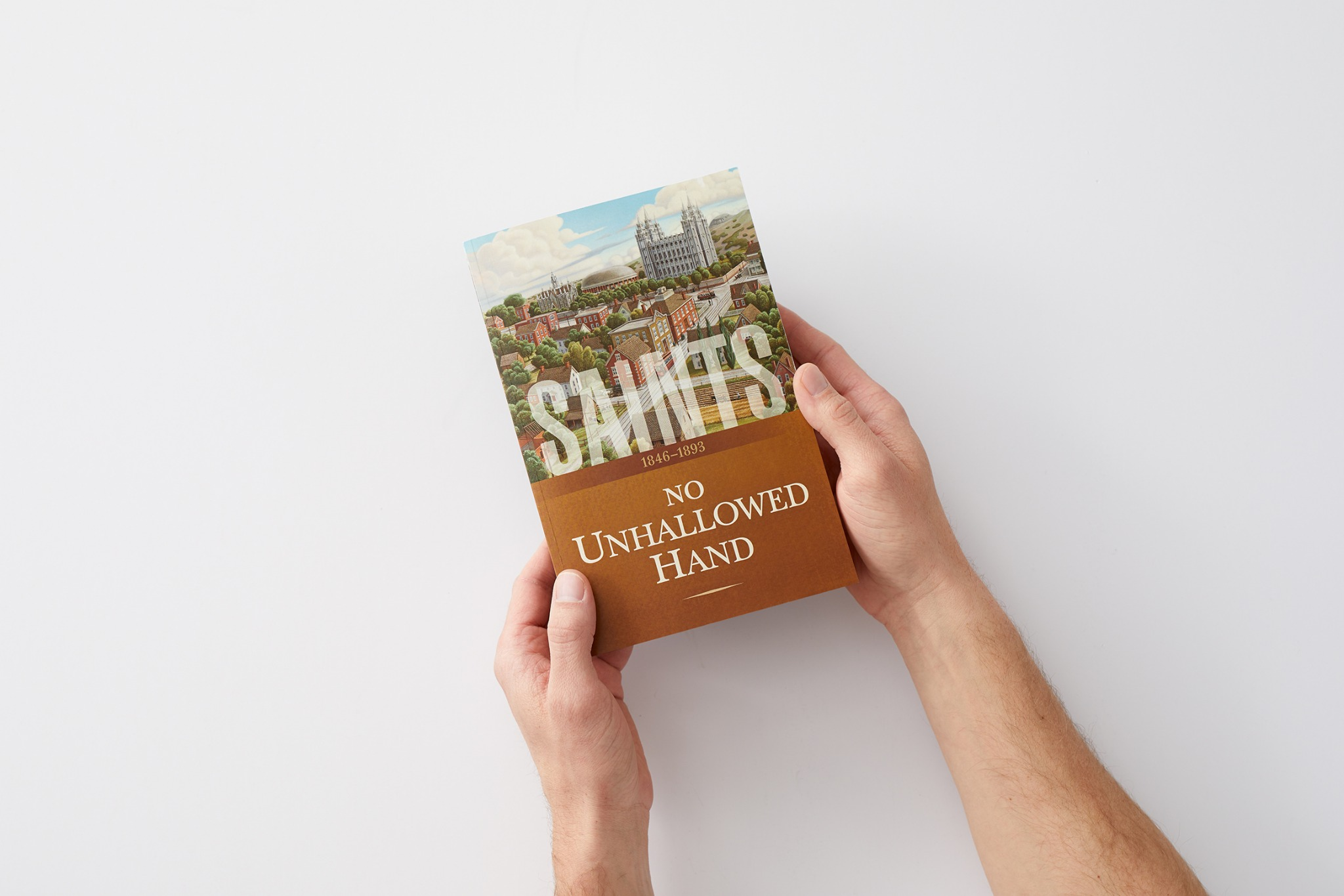 """Saints: The Story of the Church of Jesus Christ in the Latter Days, Volume 2, No Unhallowed Hand"" was released on Feb. 12, 2020."