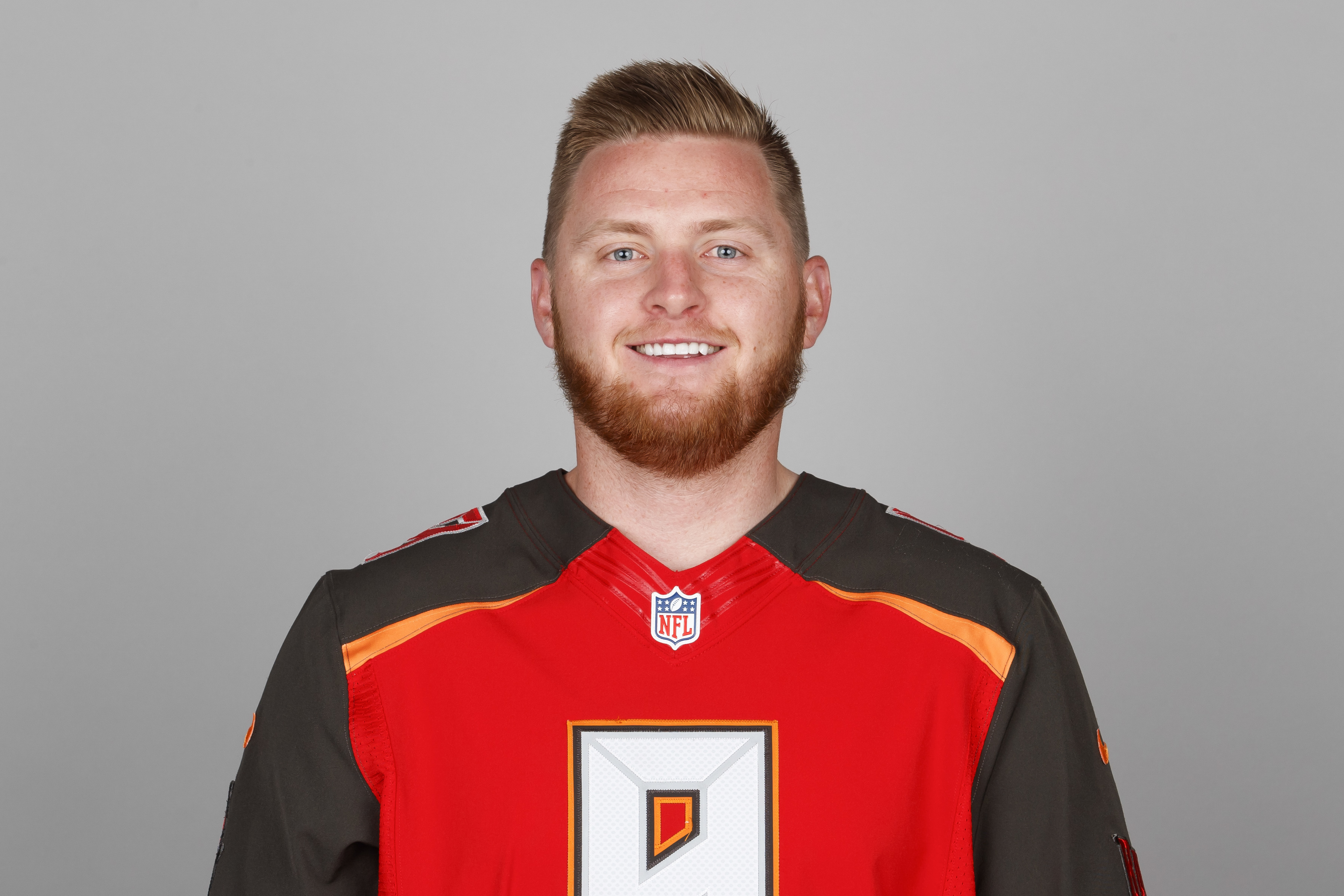 This is a 2019 photo of Matt Gay of the Tampa Bay Buccaneers NFL football team. This image reflects the Tampa Bay Buccaneers active roster as of Tuesday, May 21, 2019 when this image was taken. (AP Photo)