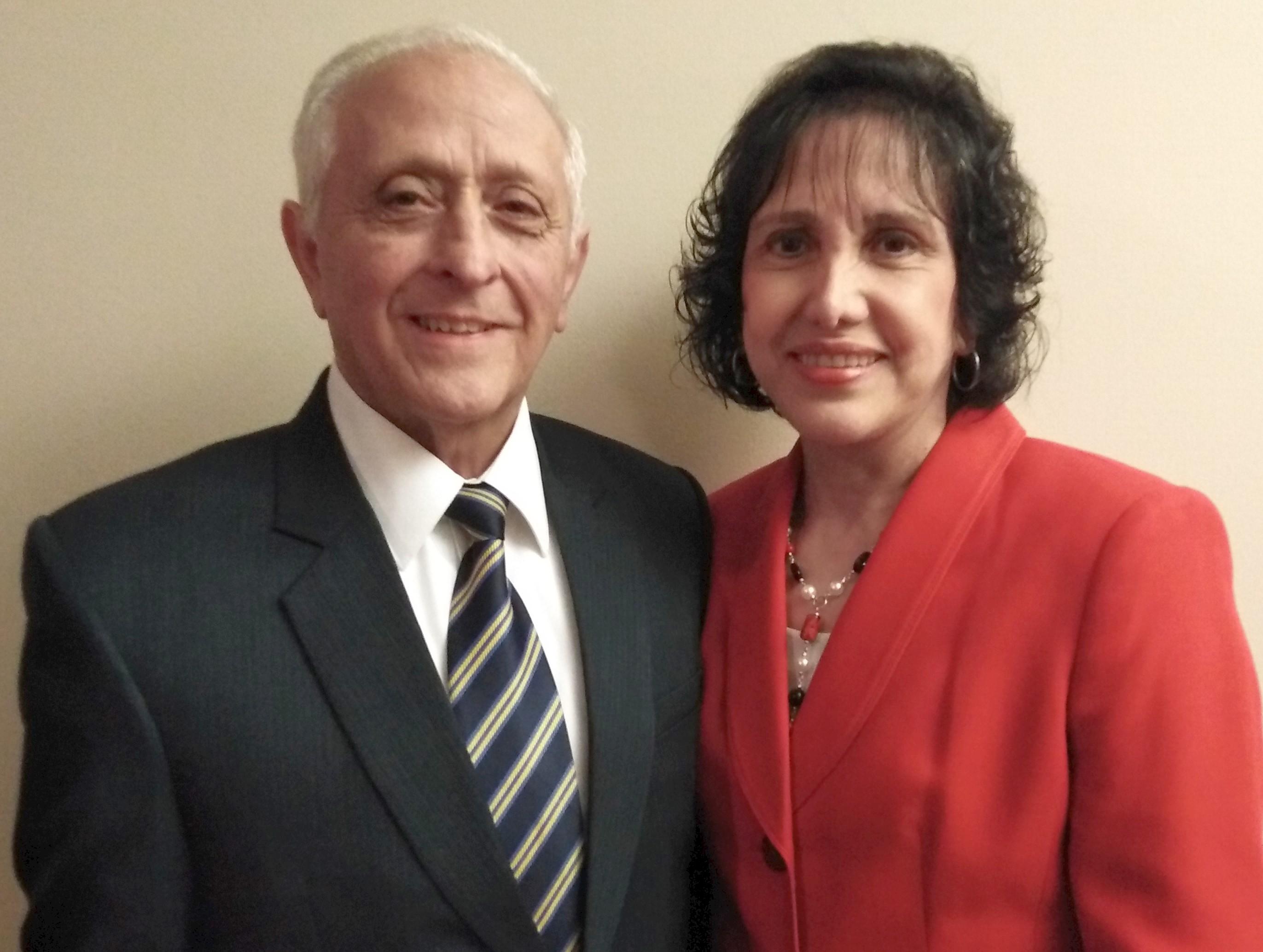 Gonzalo E. and Sonia B. García-Salas
