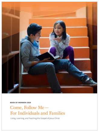 """Come, Follow Me"" for 2020 will focus on the study of the Book of Mormon. The manuals for individuals and families, Sunday School and Relief Society are now available online and in the Gospel Library app."