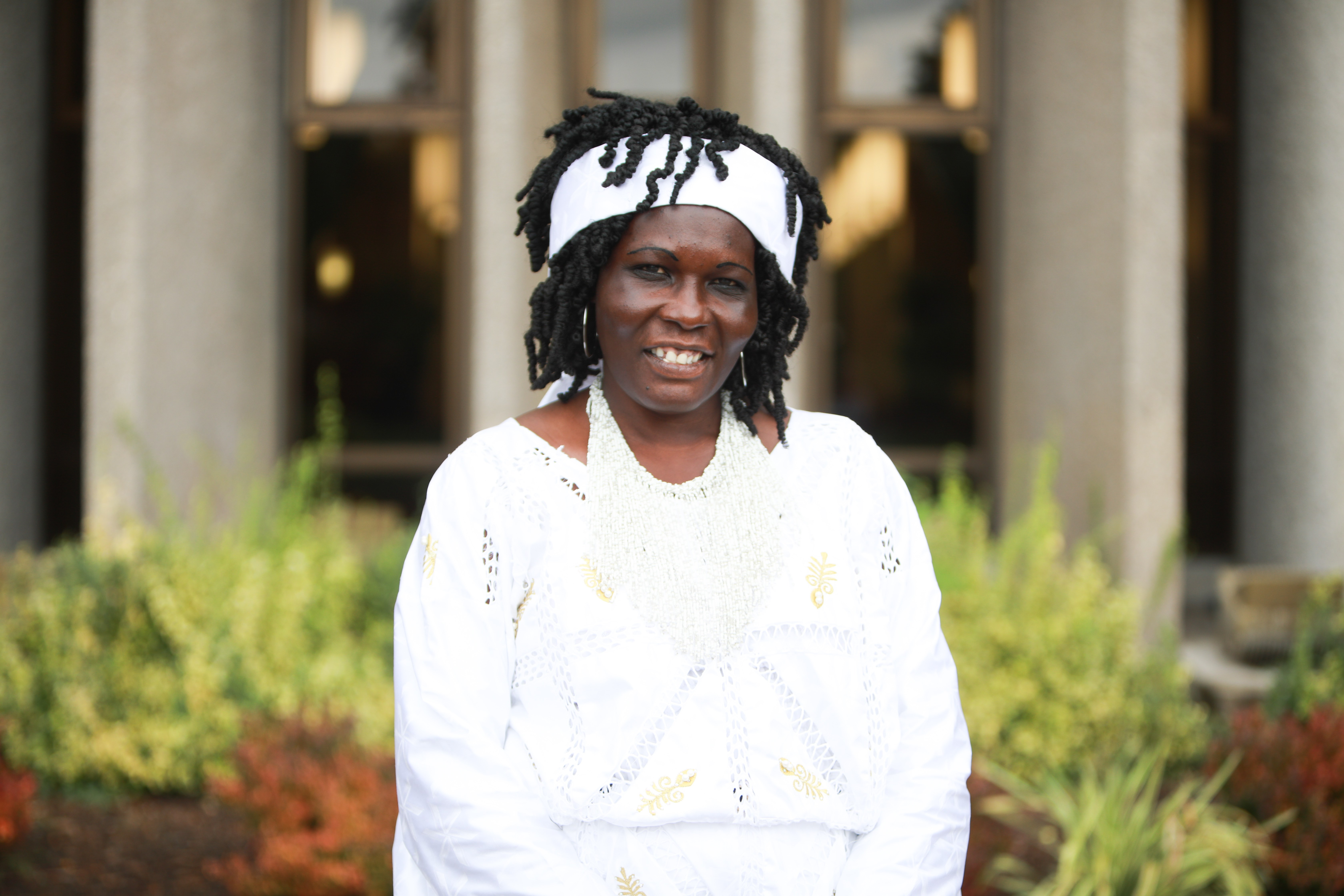 Karak Miakol, a native of South Sudan and a Latter-day Saint convert, has dedicated her life to providing educational and business opportunities to women in East Africa.