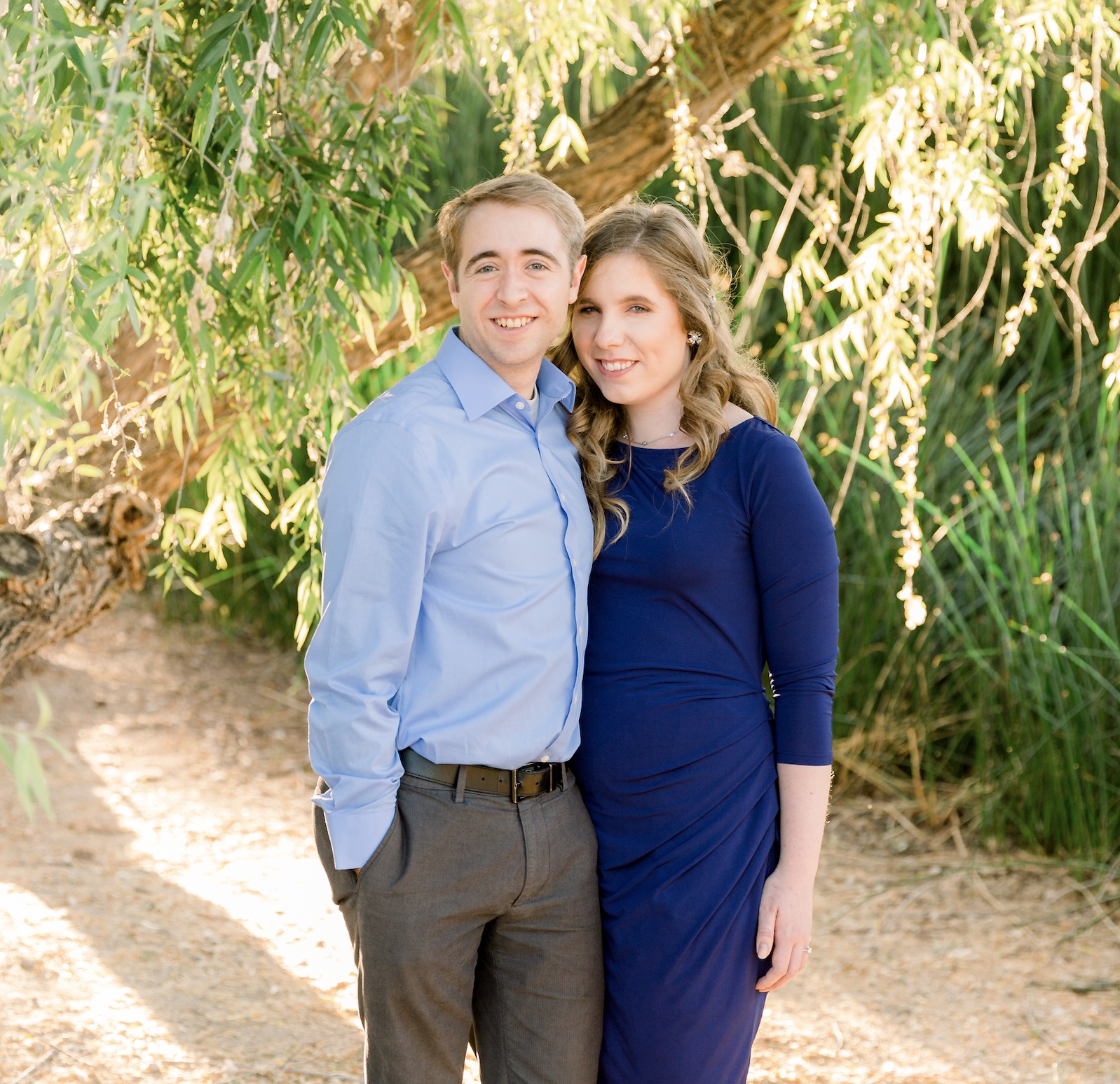 "Aimee and Eric Barnes studied ""Come, Follow Me"" before getting married."