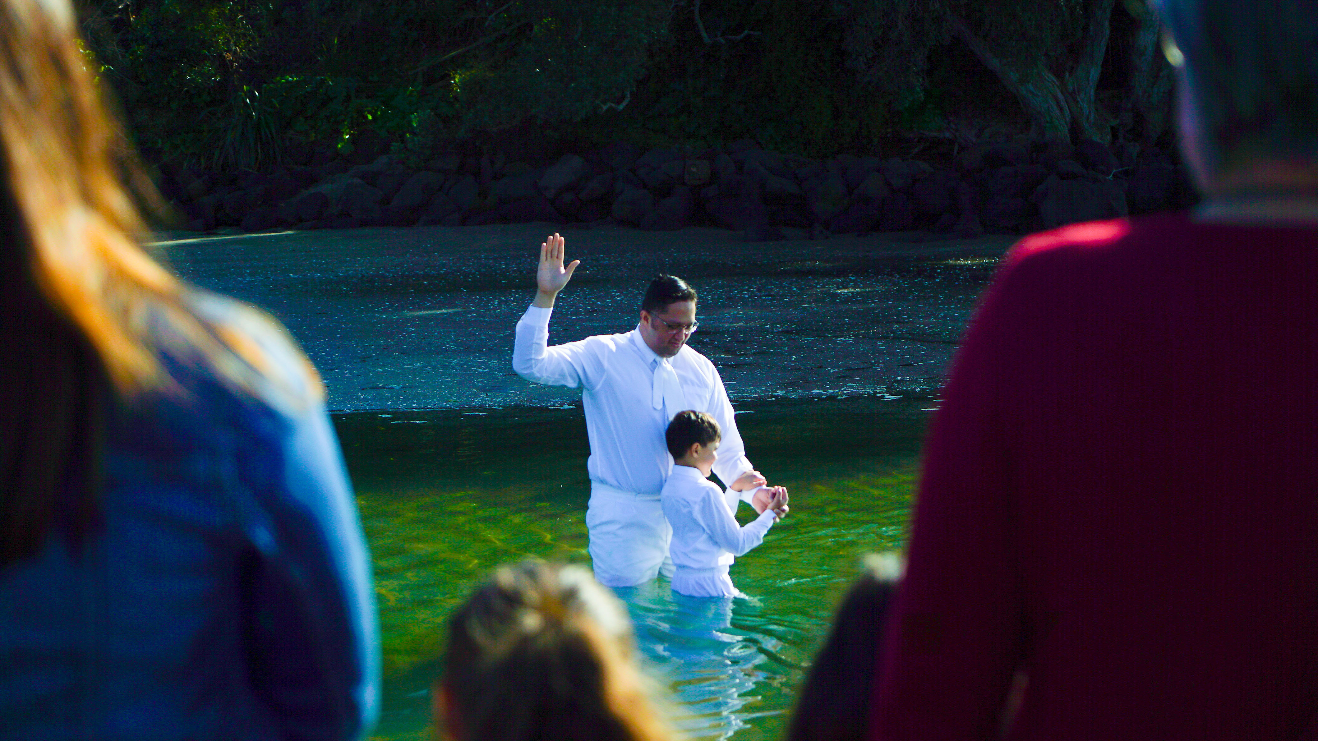 Women, youth and children who are baptized can now serve as witnesses to baptisms, the Church announced Oct. 2, 2019. Worthy temple recommend holders, including youth with limited-use recommends, can also witness baptisms in the temple. Additionally, women who are endowed can serve as witnesses to temple sealings.